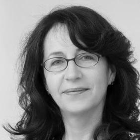 Brigitte Lutz Portrait sw