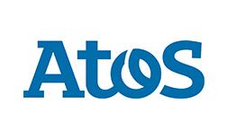Logo unseres Partners Atos