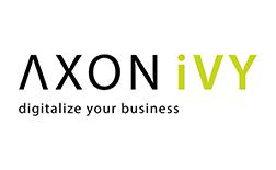 Logo unseres Partners Axon ivy