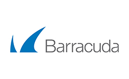 Logo unseres Partners Barracuda