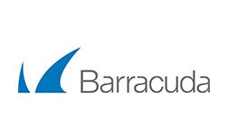 Logo unseres Partners Barracuda