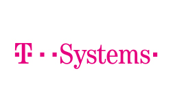 Logo unseres Partners T-Systems