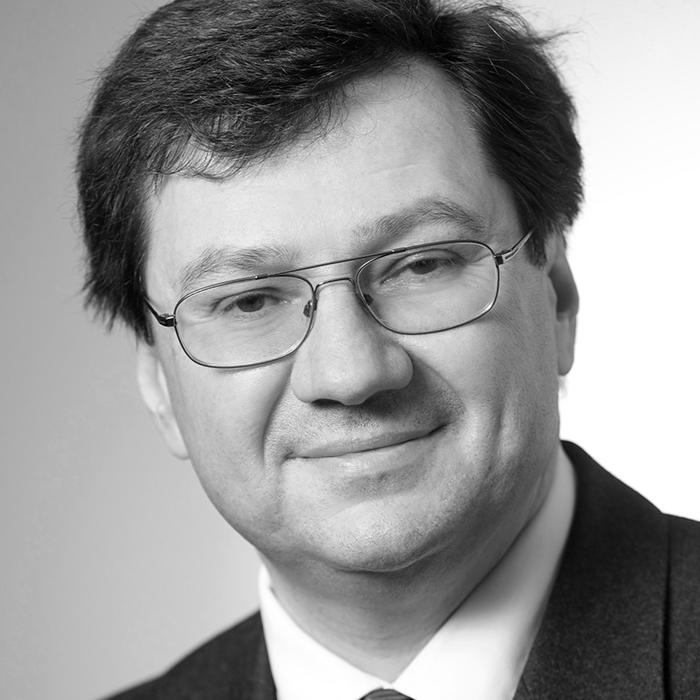 Alfred Taudes Portrait