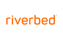 Logo unseres Partners Riverbed