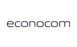 Logo unseres Partners econocom