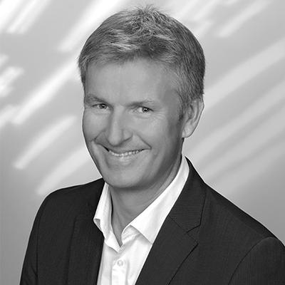 Gerald Hübsch Portrait