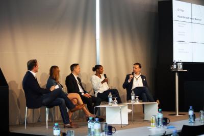 Schnappschuss vom CIO Inside Summit 2019